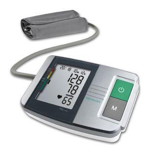 Medisana 51152 - Tensiómetro de brazo MTS, con función semáforo, color plateado, blanco y negro Hot oferta
