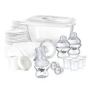 Tommee Tippee Closer to Nature - Kit de lactancia materna guía del comprador