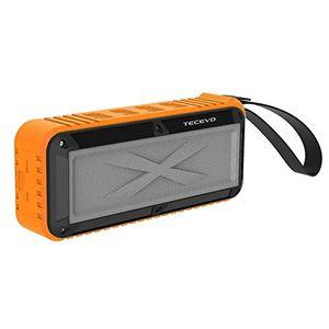 photos of TECEVO S30Outdoor Wireless Bluetooth Lautsprecher Mit Mikrofon, Robuste Spritzwassergeschützt Wasserdicht Stoßfest Staubdicht Vergleich Kaufen   model Wireless