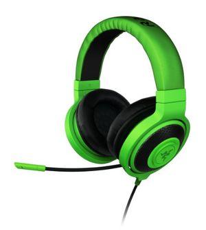 photos of Razer Kraken Pro PC, Musik Und Gaming Headset (Over Ear) Grün Mit Kostenlosem Versand Kaufen   model Computer & Zubehör