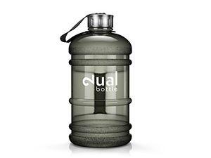 Angebote für -dual bottle water jug 22 liter wasserflasche trinkflasche perfekt für den täglichen wasserbedarf ideal für training fitness und sport wasser flasche gallon water gallon wasser gallone wasser gallon optimale wasserdosis über den tag hinweg schwarz
