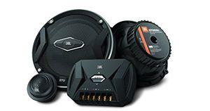 Review for jbl car gto 609c 65 165 mm 270 watt 2 wege auto hifi komponenten lautsprechersystem inkl 1 paar mittelton lautsprecher 1 paar hochtöner 1 paar frequenzweichen sowie abdeckungen schwarz