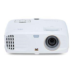 Review for viewsonic px747 4k uhd heimkino dlp projektor 4k 3500 ansi lumen 2x hdmi 10 watt lautsprecher 12x optischer zoom hdr weiß