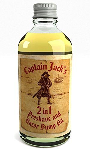 Top Aceite De Afeitado Y Aceite Para La Irritación 2 En 1 Captain Jack Reino Unido Hecho Con Ingredientes Naturales Y Orgánicos 100ml comparación