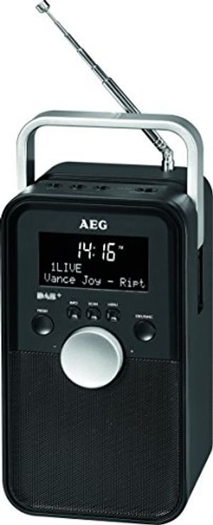 photos of AEG DR 4149  DAB+ Radio / PLL RDS UKW Radio, Akku /Netzbetrieb, AUX IN Pro Cons Kaufen   model Home Theater