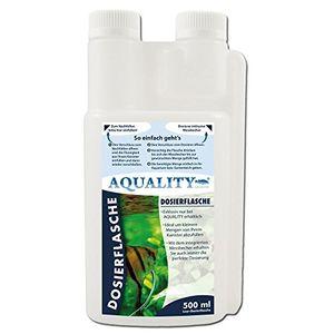 Angebote für -aquality dosierflasche 500 ml perfekt um flüssigkeiten für aquarien gartenteiche motoröl zweitaktöl konzentrate spülmittel optimal zu dosieren einfach schnell und sicher ideal auch für reisen im auto oder mit dem motorrad