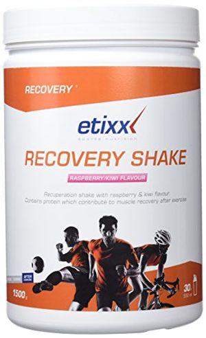 Etixx Recovery Shake, Sabor a Raspberry/Kiwi - 1500 gr ofertas Especiales