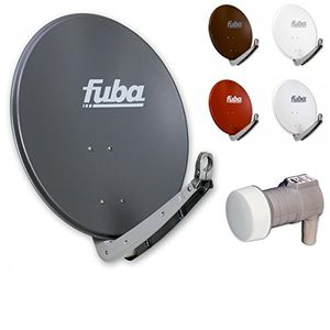Top fuba daa 650 hd sat anlage 1 teilnehmer dek 106 sat anlage bestehend aus fuba daa 650 in ihrer wunschfarbe fuba dek 106 single lnb
