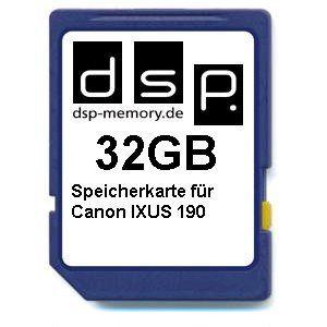 Angebote für -32gb speicherkarte für canon ixus 190