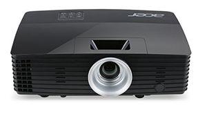 deals for - acer p1385wb tco 3d wxga dlp projektor 3200 ansi lumen kontrast 200001 wxga 1280 x 800 pixel acer hidden port design hdmimhl lan 2 gb interner speicher schwarz