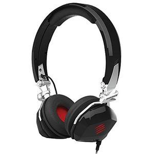 mad catz freqm mobile stereo headset für pc mac und mobile endgeräte schwarz glänzend