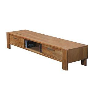 Angebote für -tv board mark hifi tisch board lowboard phono schrank fernsehschrank kommode massiv eiche