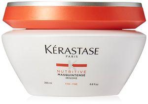 Reseña Kérastase Nutritive - Masquintense - Mascarilla intensa para cabellos finos - 200 ml comparación