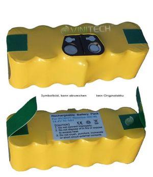 Angebote für -vinitech akku passend für irobot roomba aps 500 serie ni mh 144v 3000mah