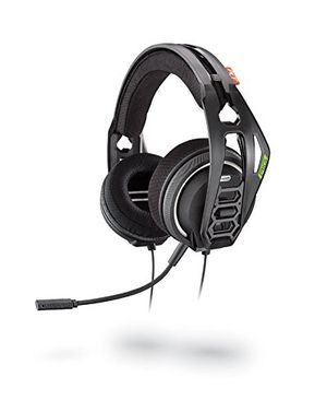 deals for - plantronics rig 400hx official stereo gaming headset xbox one