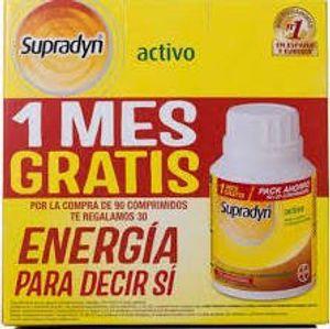 ofertas para - supradyn activo 90 comprimidos 30 de regalo