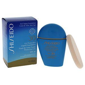 Review for Shiseido Sun Prot Liquid Fdmi(40) 30-30 ml opinión