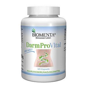 ofertas para - biomenta intestinal probióticos vital 20 mil millones probiótico bacterias para su flora la limpieza del colon 60 cápsulas 1 meses de curación