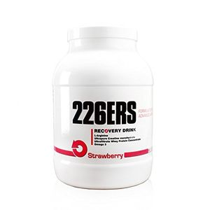 ofertas para - 226ers recovery drink recuperador muscular sabor fresa 1060 gr