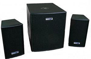 photos of PROFESSIONELLES AKTIV SATELLITEN LAUTSPRECHER SYSTEM 900 WATT! Pro Cons Kaufen   model Musical Instruments