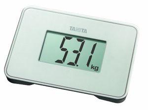 Tanita HD-386 - Báscula de viaje, color blanco antes de compra