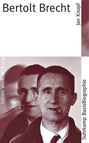 Cheap bertolt brecht suhrkamp basisbiographien band 16