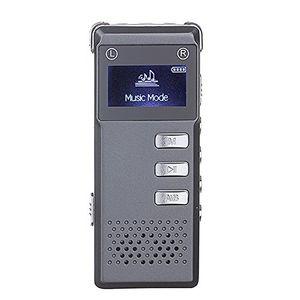 Angebote für -sk 818 tragbare mini multifunktionale wiederaufladbare 8 gb digital audio voice recorder stift diktiergerät mp3 player für tagungen vorträge gespräche präsentationen studenten lernen grau