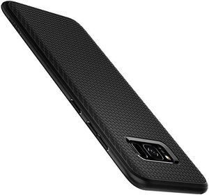 deals for - spigen liquid air samsung galaxy s8 hülle 565cs21611 stylisch muster design handyhülle schutzhülle silikoncase black