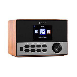 photos of Auna Connect 90 WN • Internetradio • Digitalradio • WLAN Radio • Netzwerkplayer • AUX • Line Ausgang • MP3 Fähiger USB Slot • Wecker • Sleep Timer • 3,2