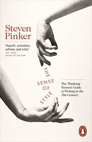 deals for - the sense of style the thinking persons guide to writing in the 21st century