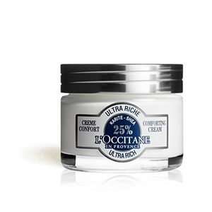 ofertas para - crema rostro confort ultra rica karité 50 ml