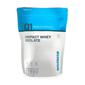 ofertas para - myprotein impact whey isolate proteína de suero 1000 gr