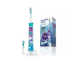 ofertas para - philips sonicare hx632204 cepillo de dientes eléctrico para niños con bluetooth y app divertida