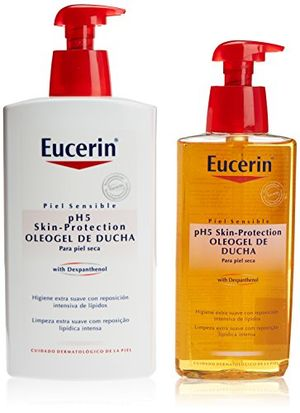 Barato Eucerin Family Pack Ph5 Oleogel de Ducha 1000 ml y oleogel 400 ml antes de compra