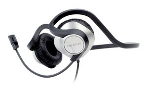creative chatmax hs 420 pc headset