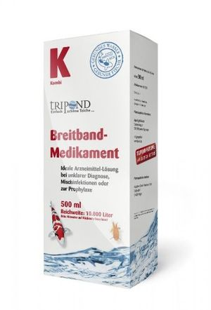 Angebote für -tripond breitband medikament 1000 ml reichweite 20000 l bei 3 anwendungen