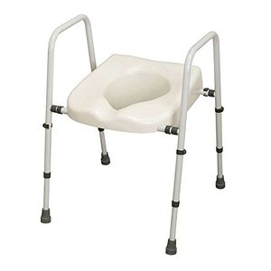 ofertas para - nrs healthcare m66613 asiento para inodoro altura ajustable