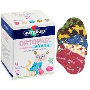 Review for Ortopad Cotton Girls con brillo Medium 50 unds (Niña talla M) opinión
