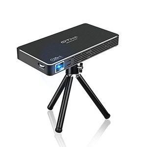 Angebote für -otha mini beamer 1080p led full hd android mini projektor eingebaut in 32gb speicher dlp pico video projektor 100 ansi lumen unterstützung für hdmi eingang wifi usb tf karte