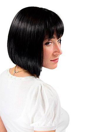 ofertas para - sexy bob peluca negro 22121b