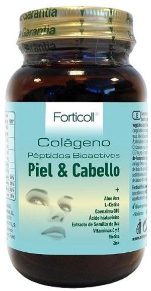 Colágeno BioActio Piel y Cabello Forticoll, 120 comprimidos, 120 gr ofertas especiales