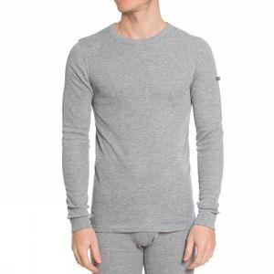Angebote für -odlo originals warmes t shirt warm rundhalsausschnitt langärmlig herren l grau