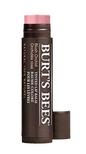 ofertas para - las abejas de burt tinted lip balm blush orchid 1er paquete 1 x 4 g