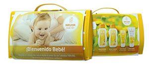 ofertas para - weleda of10068 set bienvenida recién nacido weleda 0m