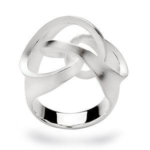 deals for - schwungvoller ring aus sterlingsilber 925