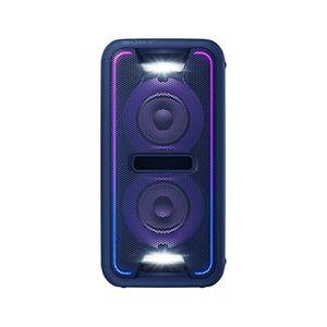 photos of Sony GTK XB7 Leistungsstarkes One Box Party Soundsystem (470 Watt Ausgangsleistung, Extra Bass, Bluetooth, NFC, Licht  Und DJ Effekte) Blau Hot Angebot Kaufen   model CE