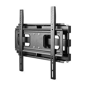 Angebote für -deluxe lcd led tv wandhalterung schwenkbar neigbar ausziehbar doppelarm halter kompatibel mit tvs von 82 165cm 32 65 zoll vesa max 400 x 400 mm wandabstand ca 7cm passend auch für sony bravia tvs inkl sony vesa adapter