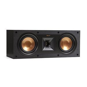 Buy klipsch r 25c center lautsprecher farbe schwarz