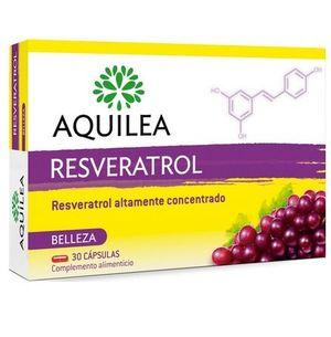 Comprar URIACH AQUILEA Oxidoryl Resveratrol 30 cápsulas día Ventajas Desventajas Padres