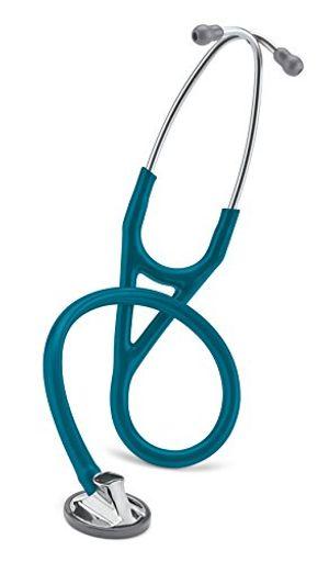 Comprar Littmann Master Cardiology - Estetoscopio con membrana de doble frecuencia, color azul caribe ofertas Especiales